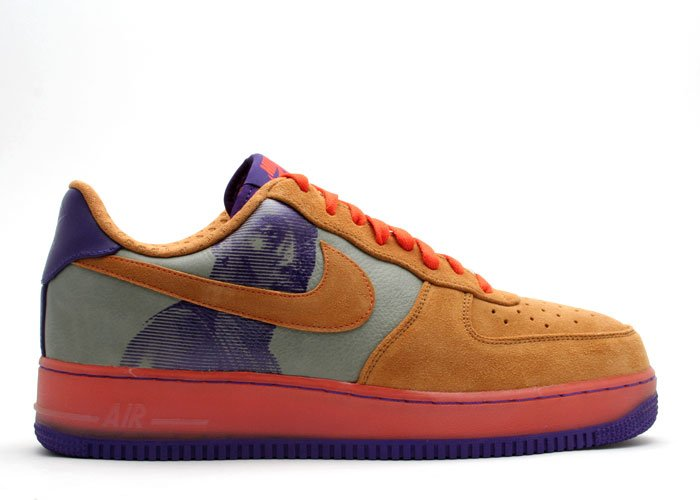 Air Force One Low - (amare)