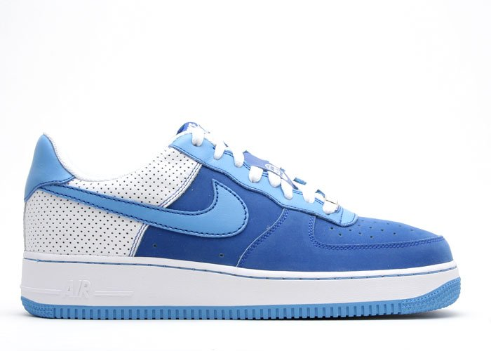 Air Force One Low - varsity royal/university blue-white