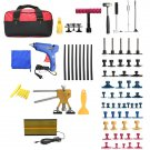 73Pcs PDR Paintless Dent Repair Tool Kit Set Lifter Puller Glue Car Hail Removal Tools