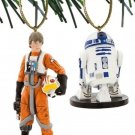 "Star Wars ""R2D2 & Luke Skywalker"" 2pc Set"