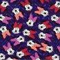 """Disney Collection LuLaRoe """"Irma Tunic"""" Minnie Mouse Purple Pattern - XXS"""