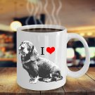 TeesCloset Funny Gift for Dachshund Lovers - Cute Coffee Mugs for Dachshund Owners