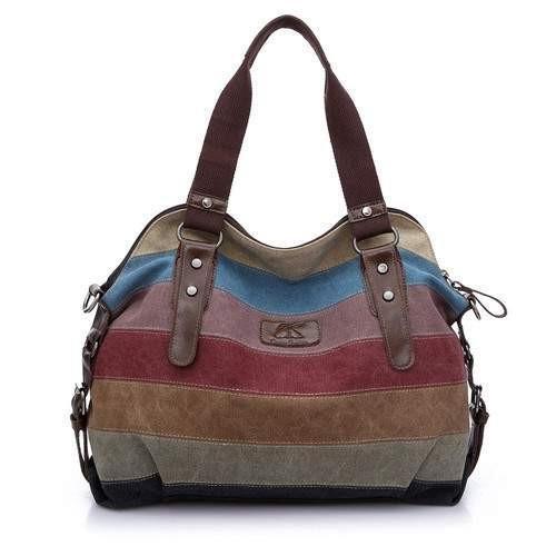 Summer Fashion Colorful Single Strap Shoulder & Handbags