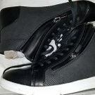 Calvin Klein Men's Berke Embossed Leather Fashion Sneaker  Sz 7.5
