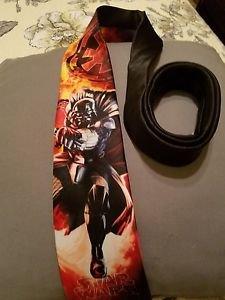 Star Wars Darth Vader's Fury Neck Tie, Red, One Size