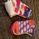 Keds Kids 6-Pair Quarter Socks Medium 7-10