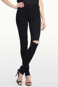 NYDJ Women's Ami Super Skinny Jeans in Future Fit Indigo Denim, Bloomsbury Slash