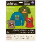 Jolees Boutique Easy Image Iron-on Transfer Paper, Colored Fabrics