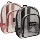 Clear Trailmaker Backpack New With Tags