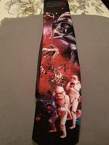 Star Wars Men's Death Star Attack Tie