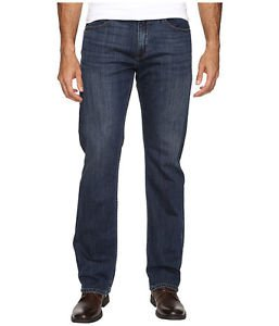 PAIGE Men's Tall Doheny Classic Straight Leg Long Inseam Jean,Mckinley,32
