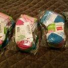 Hanes Girls' (4) 4 Pack Classics Low Cut Ankle Socks, Assorted, Small (12 SOCKS)