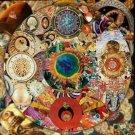 Collage « Sphère aux sphères »