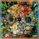 Collage «  Sphère Canopée »