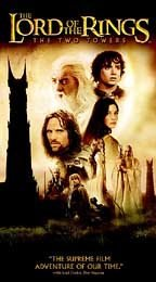 The Lord of the Rings The Two Towers [VHS]