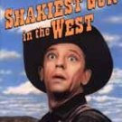 The Shakiest Gun In The West [VHS]