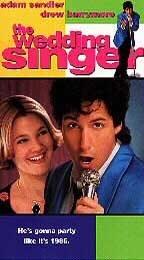 The Wedding Singer [VHS]