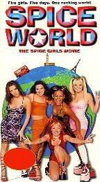 Spice World - The Spice Girls Movie [VHS]