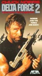 Delta Force 2 Operation Stranglehold [VHS]