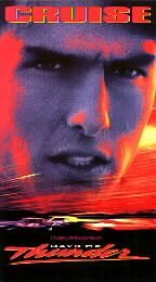 Days of Thunder [VHS]