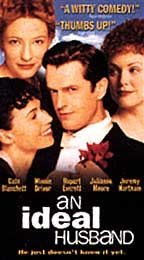 An Ideal Husband [VHS]