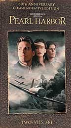 Pearl Harbor [VHS]