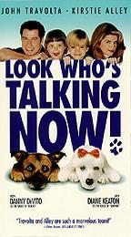 Look Who's Talking Now [VHS]