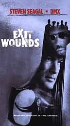 Exit Wounds [VHS]