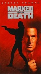 Marked for Death [VHS]