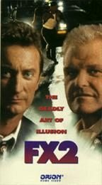 FX2 - The Deadly Art of Illusion [VHS]
