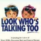 Look Who's Talking Too VHS]