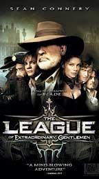 The League of Extraordinary Gentlemen [2003]
