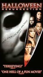 Halloween Resurrection [VHS]