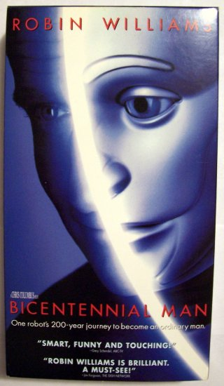 Bicentennial Man [VHS]