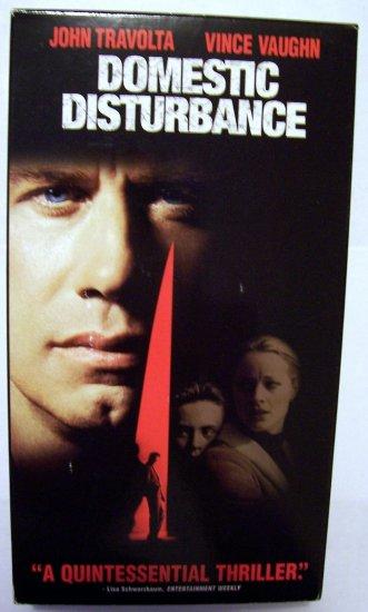 Domestic Disturbance [VHS]