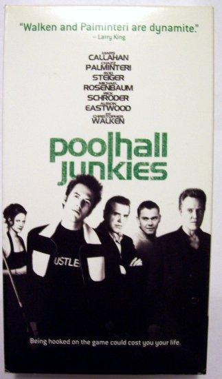 Poolhall Junkies [VHS]