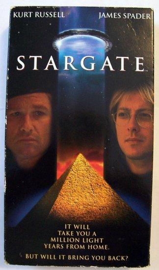 Stargate [VHS]