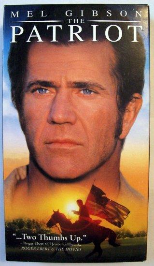 The Patriot [VHS]