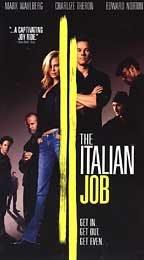 The Italian Job [VHS]