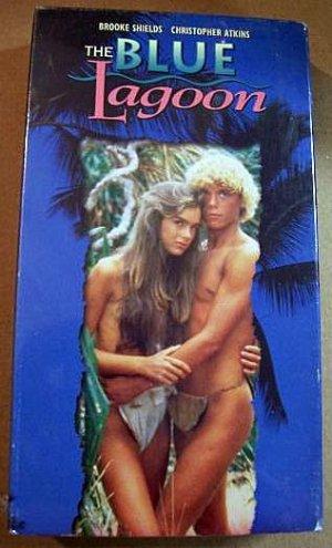 The Blue Lagoon [VHS]