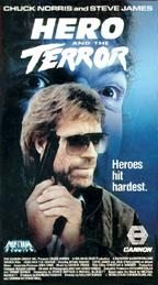 Hero and the Terror [VHS]