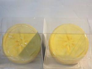 Target Ceramic Lemon Design Salt/Pepper Shaker Set