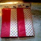 "4 Pack Spritz 16.5 x 24"" Red & Gold Tissue Paper- 8 Count"