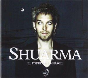 Shuarma - El Poder De Lo Frágil (CD, Album) Brand new Sealed