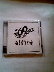 69 Revoluciones �� 69 Revoluciones, CD Album Sealed 2005