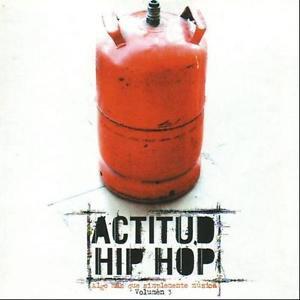 Actitud Hip Hop by Varios Artistas, Sealed CD Album 2005