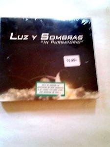"LUZ Y SOMBRAS ""IN PURGATRIO"" 2 CD's + DVD Brand New Sealed"