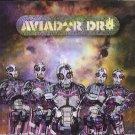 Aviador Dro – Yo, Cyborg, CD, Album, Portada Reticular