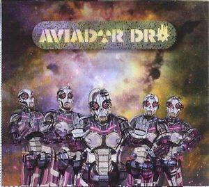 Aviador Dro �� Yo, Cyborg, CD, Album, Portada Reticular