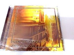 Cada Vez Queda Menos Import Solo Raza Natural, Sealed CD Albub